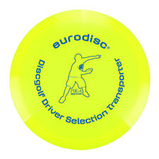 Eurodisc 175g Ultimate Frisbee Wurf Scheibe BIO-Kunststoff Devildisc DUNKELBLAU Frisbee Sport i Turystyka