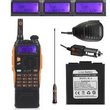 Baofeng GT-3TP MarkIII 8W Dual Band V/UHF Two-way Radio 3800mAh + Speaker > GT-3