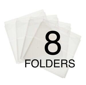Creative Memories Paper Organizers Power Project (Palette Pocket) Folders New!