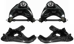 NEW STOCK UPPER & LOWER CONTROL ARMS,A-ARMS,W/SHAFTS,BUSHINGS,BALL JOINTS,78-88