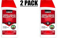 Lot of (2) Eliminator Weed & Grass Killer Plus Concentrate, 32 fl oz (100524363)