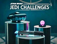 Lenovo Star Wars: Jedi Challenges, Smartphone Powered AR Experience. Brand New!!