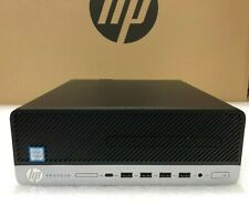 HP ProDesk 600 G3 SFF Computer i5-6500 3.2GHZ 8GB DDR4 256SSD DVDRW Win Pro 10