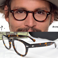 Deluxe Acetate Eyeglass frame Women Men Eyewear Glasses Johnny Depp Tortoise