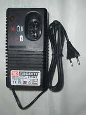 New Facom E.218A2 Battery Charger for E.218 Drill Input 230V Output 7.2 - 12V