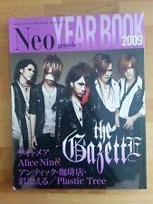 Visual Kei Magazin Neo Genesis Year Book 2009 Gazette Alice Nine Japan