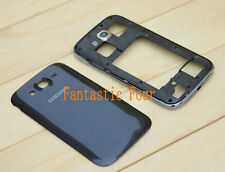 Housing Middle Frame Battery Cover For Samsung Galaxy Grand GT-i9082 i9080 Black