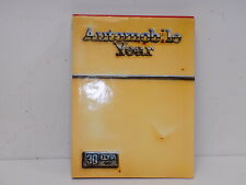 Automobile year 1982 - 1983 #30 book