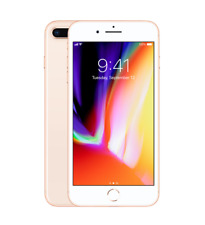 New listing New Gold Verizon Gsm/Cdma Unlocked 64Gb Apple Iphone 8 Plus 8+ Phone Kl08