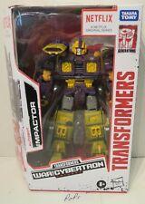 Transformers War For Cybertron WFC NETFLIX Walmart IMPACTOR NEW SEALED