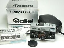 Rollei 35 SE + Sonnar HFT 2,8 /40  BOXED