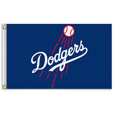 Los Angeles Dodgers Flag 3x5 Feet Banner MLB