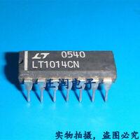 10PCS LM2900N DIP QUADRUPLE NORTON OPERATIONAL AMPLIFIERS