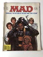 VTG MAD MAGAZINE STAR WARS NO. 242 OCTOBER 1983 RETURN OF THE JEDI VINTAGE