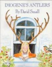 Imogene's Antlers (Reading Rainbow) Small, David Paperback