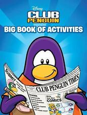 Big Book of Activities (Disney Club Penguin) by Noll, Katherine, Good Book