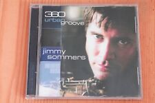 Jimmy Sommers – 360 Urban Groove - 11 titres  Boitier neuf CD promo