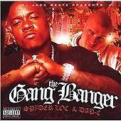 Spider Loc & Dap-C - DJ Jack Beatz PresentsThe Gang Banger (2008)  CD NEW/SEALED