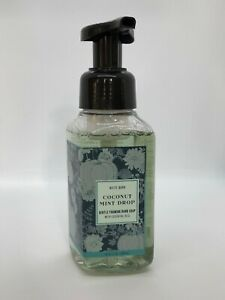 Bath and Body Works Coconut Mint Drop Foaming Hand Soap