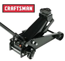 Craftsman 3 ton Service Floor Jack Lift 6000lbs for Mechanic Auto Car Portable