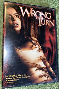 Wrong Turn (DVD, 2003)