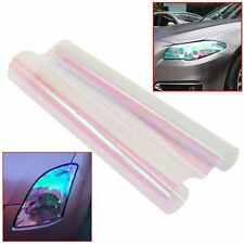 30x65cm Headlight Fog Tail Car Lamp Film Wrap Sticker Chameleon Color Tint Vinyl