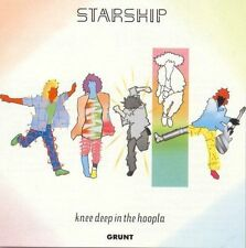 Knee Deep in the Hoopla by Starship [Japan Print] (CD, 1985, Grunt)