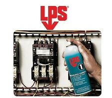 LPS 1 ® Greaseless Lubricant Resists oil, moisture dust and dirt build-up