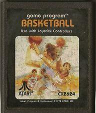 ATARI 2600 BASKETBALL GAME