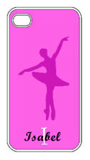 Personalized Ballet Point Feet Position Picture iPhone 4 4S Case Cover