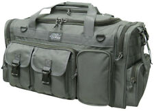 "26""  Gray Tactical Duffel Dufflebag Range Bag Molle Straps Carry On Multi Pocket"