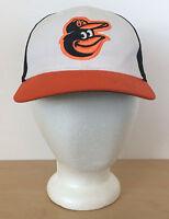 BALTIMORE ORIOLES Team MLB OC Sports Baseball Adult Hat Cap Adjustable