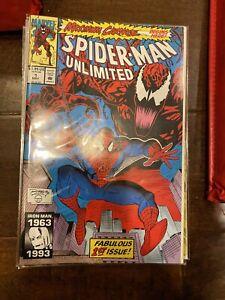 Brand New Spider-Man Unlimited #1 NM- 1st App 1993 Marvel
