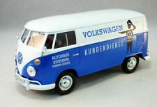 VW Bus Volkswagen Kundendienst. 1/24 Motormax Model