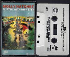MOLLY HATCHET / FLIRTIN' WITH DISASTER - Cassette (1979 / Holland)