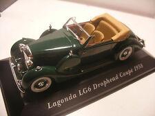 LAGONDA LG6 Drophead Coupé 1938  IXO 1/43 Neuf en boite K28