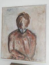 Art design Gemälde 60er Jahre mid century 60s