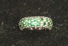 Pandora Charm 791359CZN Inspiration Within Spacer Green S925 ALE