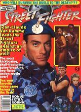 Souvenir-Postermagazin | Original 1994 | STREET FIGHTER | Jean-Claude Van Damme