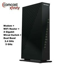 XFINITY/COMCAST Netgear C6300 AC1750 WiFi Dual Band Cable Modem Gigabit Router