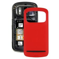 PureView Battery Back Cover for Nokia 808 (Red)