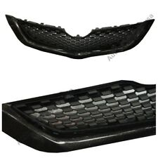 Fit For Toyota Vios Yaris Sedan 2007 - 2012 Belta Pure Cabon Front Grille Grill