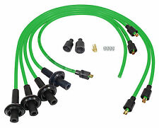 TAYLOR SPIRO 8MM GREEN IGNITION SPARK PLUG WIRES VW BUGGY BUG TRIKE THING GHIA
