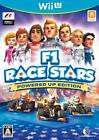 Nintendo Wii U F1 RACE STARS POWERED UP EDITION JAPAN