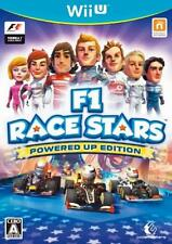 Nintendo Wii U F1 RACE STARS POWERED UP EDITION JAPAN