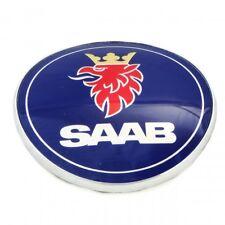 Original Saab 9-3 98-02 Cabrio Heckklappe Emblem - 5289897 - fabrikneu