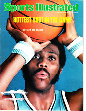 1976 Sports Illustrated Bob McAdoo Buffalo Braves Hottest shot in the NBA