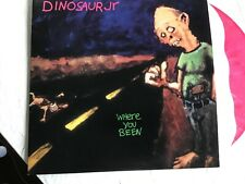 Dinosaur Jr - Where You Been LP Vinyl Blanco Y Negro Pink Vinyl