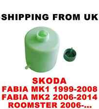 ELECTRIC POWER STEERING PUMP OIL EXPANSION TANK CAP SKODA FABIA MK1 MK2 ROOMSTER
