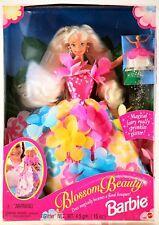 1996 - Mattel - Blossom Beauty Barbie - Dress Becomes a Floral Bouquet - Magical